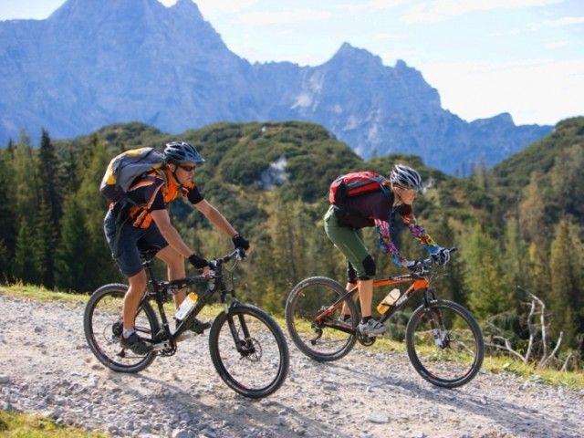 Radfahren in Lofer