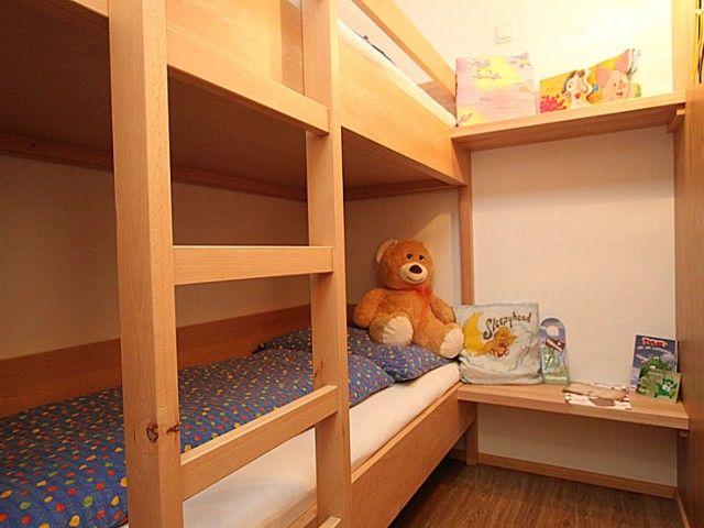 Kinder-Schlafzimmer - Kröpflhof Ferienwohnungen