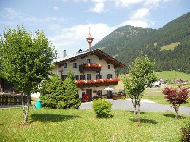 Unser Kröpflhof - Urlaub am Bauernhof in St. Jakob