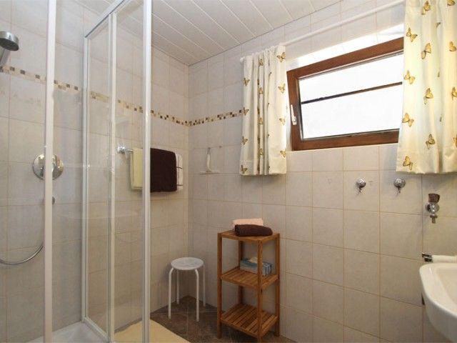 Badezimmer - Kröpflhof Ferienwohnungen