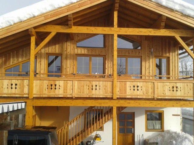 Winter in Hochfilzen, Gerti´s Ferienwohnungen
