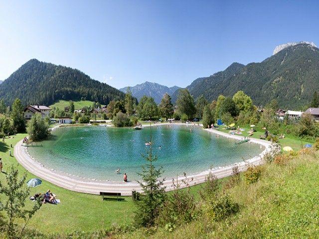 Badespaß im PillerseeTal
