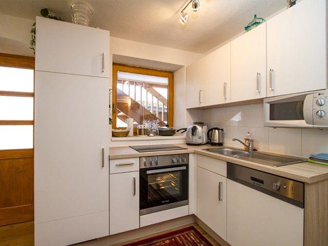 Küche - Gerti's Ferienwohnungen in Hochfilzen