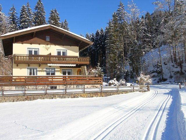 Winterlurlaub Ferienwohnung Schmuck