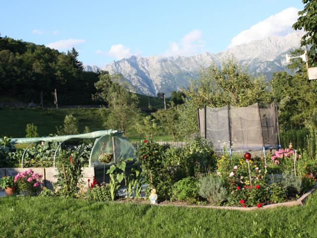 Garten am Bauernhof Leogang