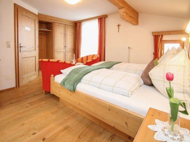 Doppelbettzimmer Herzoghof Leogang