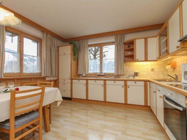 Wohnküche in Ferienwohnung 1