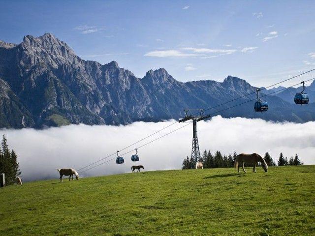 Leoganger Bergbahnen Asitz