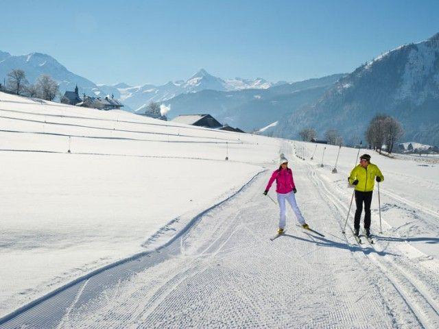 Langlaufen in Maishofen