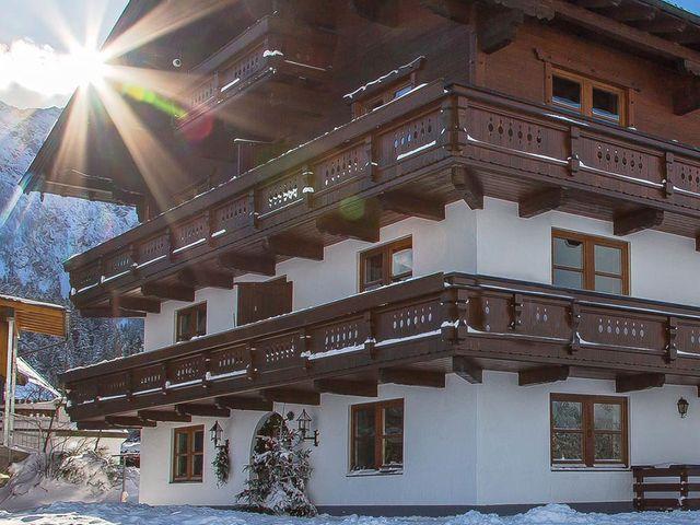 Hagerhof im Winter