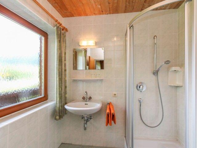 Badezimmer am Hasenberghof