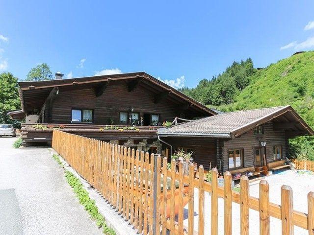 Grabenhütte in Hinterglemm
