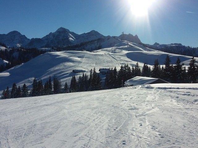 Skifahren in der Almenwelt Lofer