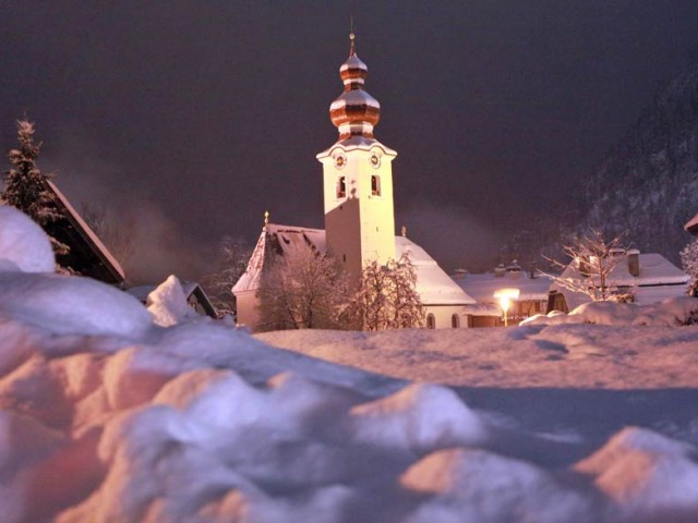 Winterurlaub Lofer