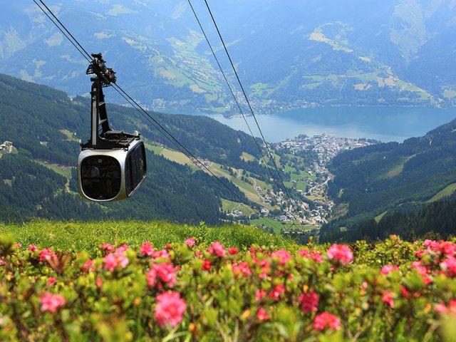 Schmittenhöhe Wander und Skigebiet