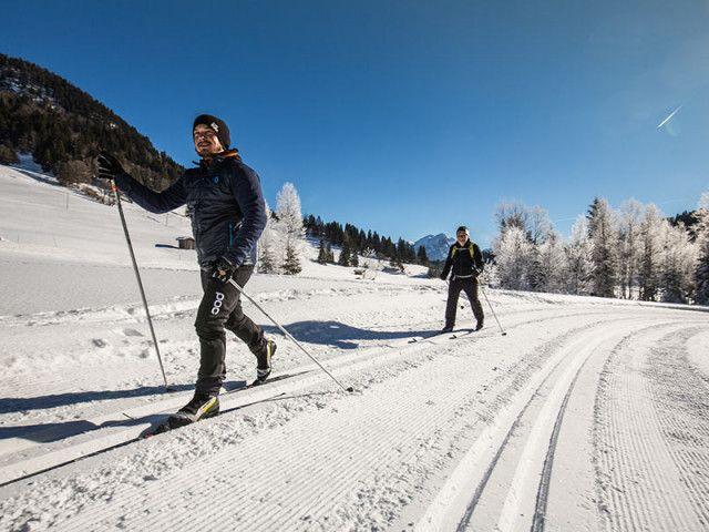 Langlaufen im Salzburger Saalachtal