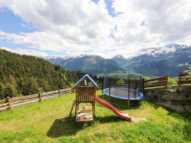 Spielplatz am Bauernhof Uttendorf