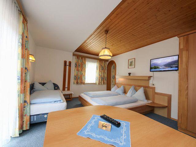 Dreibettzimmer in Zell am See