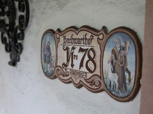 Bauernhof Saalbach