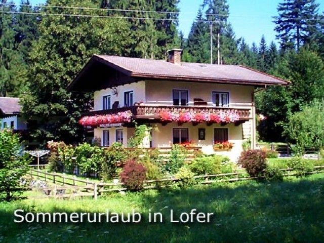 Urlaub in Lofer
