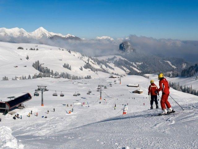 Skigebiet Almenwelt Lofer