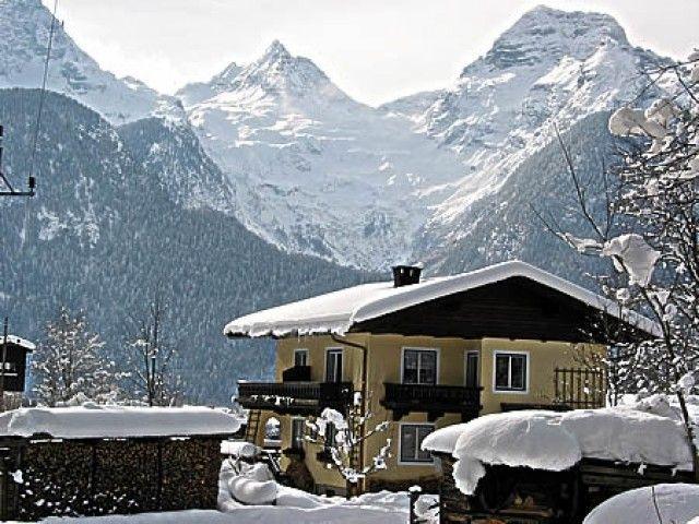 Winteruralub in Lofer, gleich neben der Langlauflo
