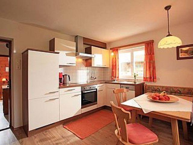 Küche im Landhaus Ebenhub