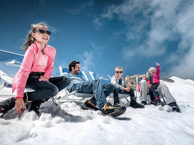 Winterurlaub in Kaprun
