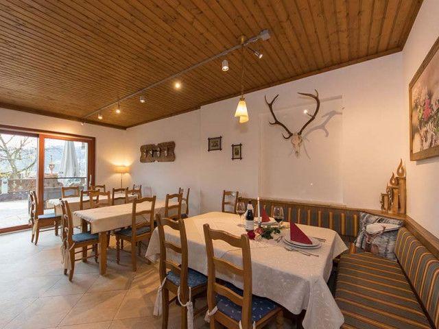 Speiseraum im Ferienhotel Klawunn