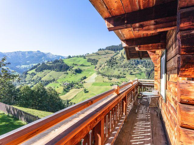 Ansicht Palfenhütte