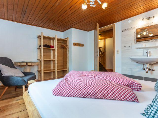 Schlafzimmer Talblick