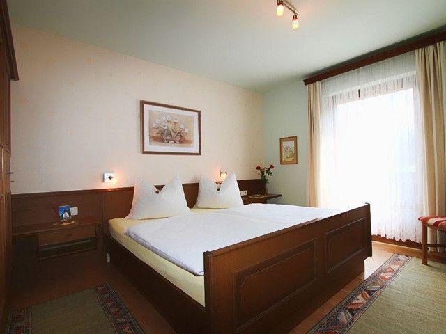 Doppelbettzimmer der Ferienwohnung