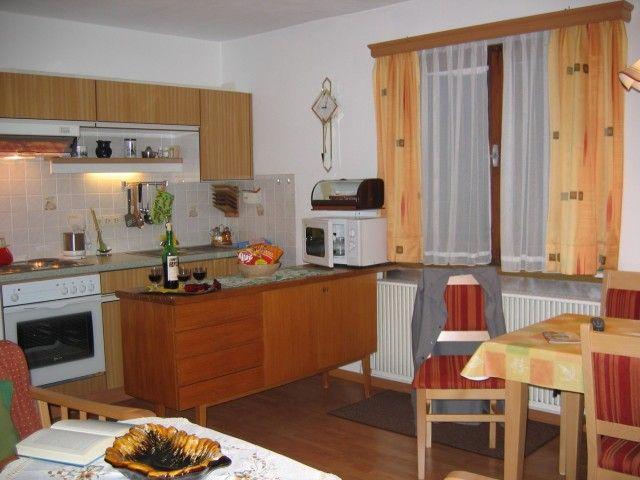In der Wohnküche