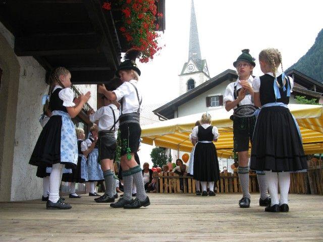 Kinder -Tanzgruppe