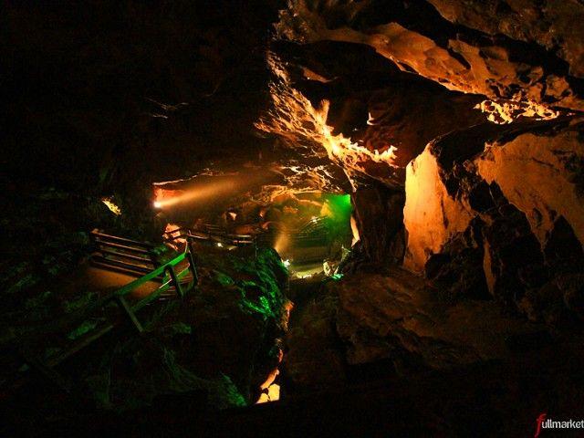 Lamprechtshöhle in St. Martin bei Lofer