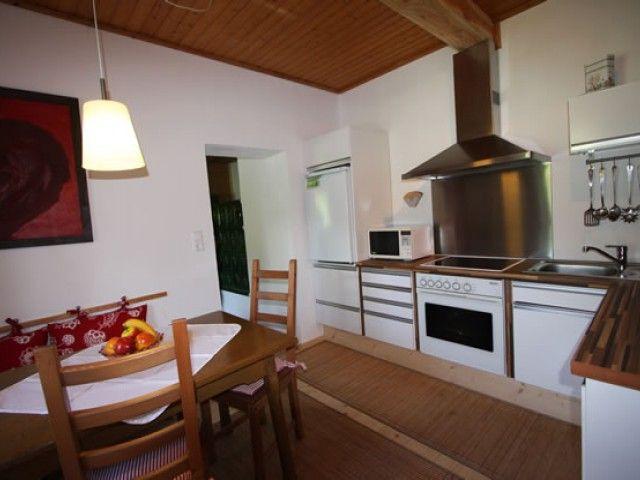 Küche Ferienwohnung2