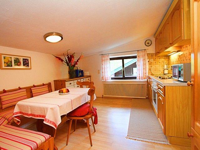 Küche Ferienwohnung1