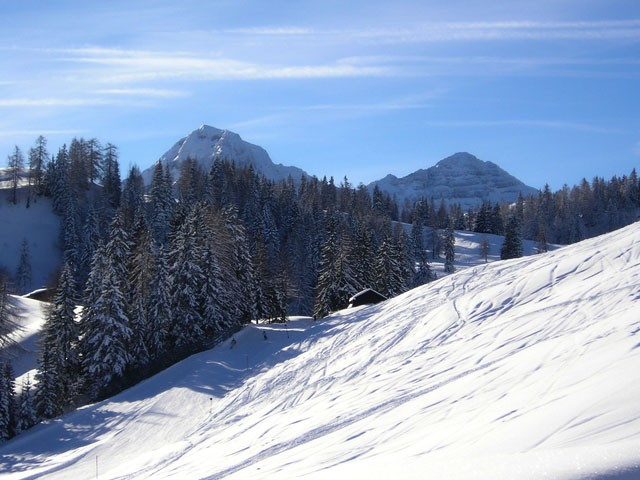 Winterlandschaft Lofer