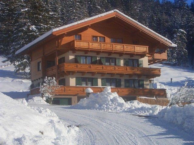 Winterurlaub in Lofer Haus Fernsebner