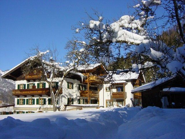Hausfoto Winter