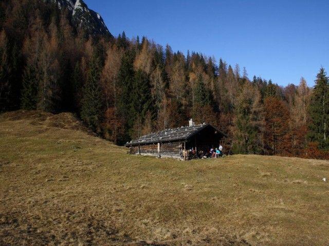 Herbst Wanderung