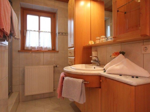 Appartement St.Martin Badezimmer