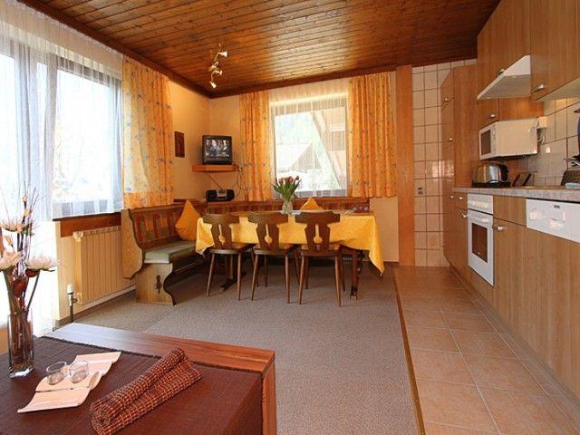 Ferienwohnung1 Küche