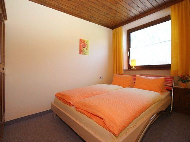 Ferienwohnung2  Schlafzimmer