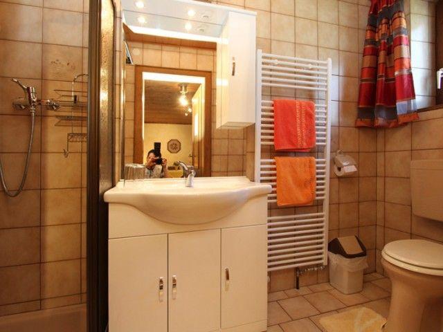 Ferienwohnung1 Badezimmer