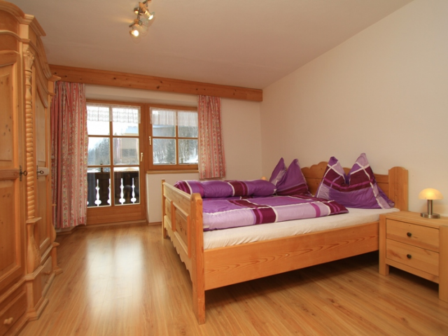 Schlafzimmer Ferienwohnung2