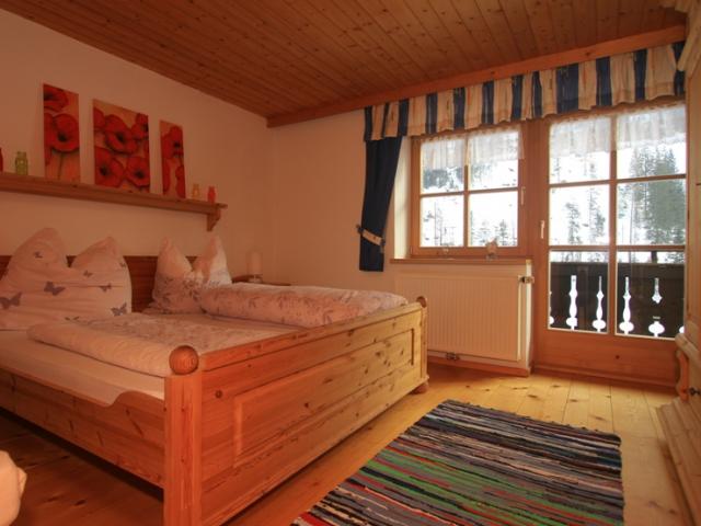 Schlafzimmer Ferienwohnung1