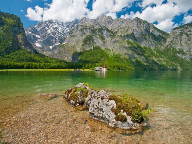 Badeurlaub am Königssee