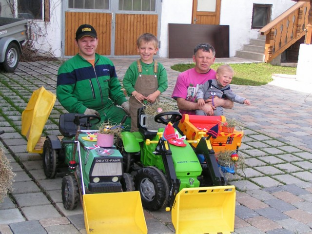 Kinder Bauernhofurlaub Berchtesgadener Land