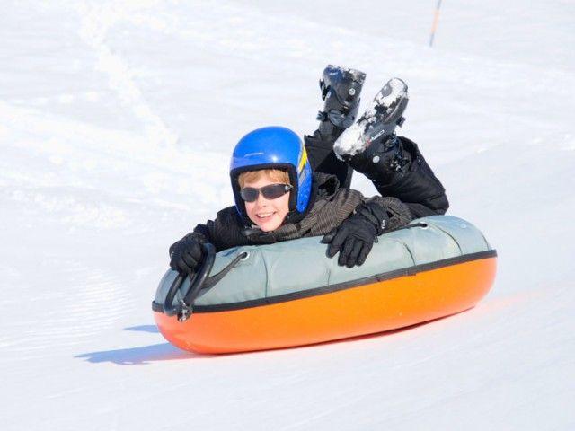 Snowtubing Oberteisendorf
